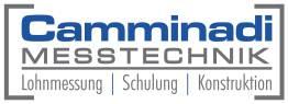 Logo Camminadi Messtechnik
